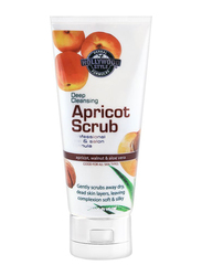 Hollywood Style Apricot Face Scrub, 150ml