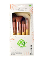 So Eco Face Brush Kit, Beige