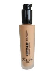 SLA Perfect Glow Photo Foundation, 30ml, Golden Tan, Beige