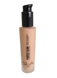 SLA Perfect Glow Photo Foundation, 30ml, Natural Tan, Beige