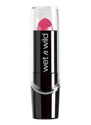 Wet N Wild Silk Finish Lipstick, 3.6gm, E504A Pink Ice, Pink