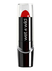 Wet N Wild Silk Finish Lipstick, 3.6gm, E540A Hot Red