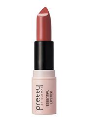 Pretty By Flormar Essential Lipstick, 4gm, 010 Dark Plum, Brown