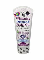 Yong Chin Whitening Diamond Facial Oil Control Clay Mask, 150ml