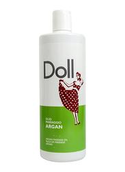 Doll Argan Massage Oil, 500ml
