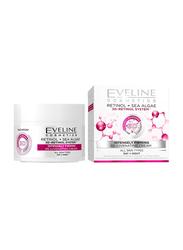 Eveline 3D-Retinol System Intensely Firming Day & Night Face Cream, 50ml