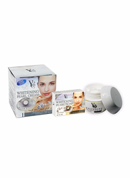 Yong Chin 2-Piece Set Whitening 60gm Pearl Cream & 30gm Soap