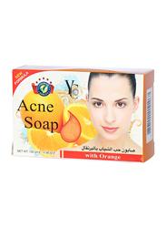 Yong Chin Orange Acne Soap, 130gm