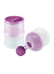 Nuk Formula Milk Powder Dispenser, Violet