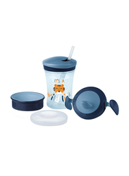 Nuk Learn to Drink Set for Boy, Blue
