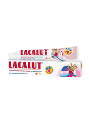Lacalut Baby Toothpaste, 0-4 years, 50ml