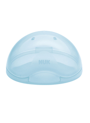 Nuk Trendline Silicone Pacifier with Box, Baby Blue