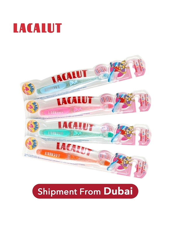 Lacalut Baby Toothbrush, One Size