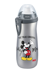 Nuk Disney Mickey Mouse Sports Cup, Grey