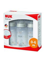 Nuk First Choice Plus 3 Plus 2 Set, White