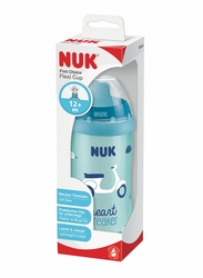 Nuk Flexi Cup 300ml with Straw, Blue