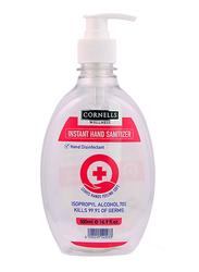 Cornell's Wellness Instant Hand Sanitizer Gel, 500ml
