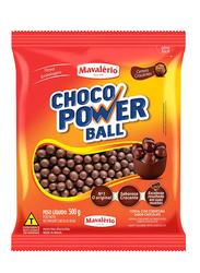 Mavalerio Choco Powder Ball Crispy Covered With Chocolate Compound, 500g
