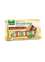 Gullon Diet Nature Sugar Free Barquillos De Choco Wafers, 210g