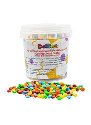 DeliketColorful Mini Lentils Sprinkles for Decorative Sweets, 110g