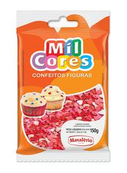 Mavalerio Mil Cores Bakery Cake and Ice Cream Decoration, 150g