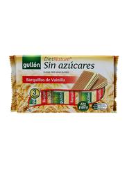 Gullon Barquillos De Vanilla Sugar Free Wafers, 210g