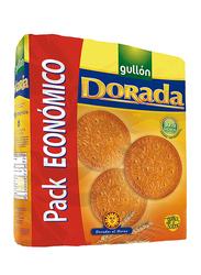 Gullon Dorada Economic Pack Biscuits, 800g