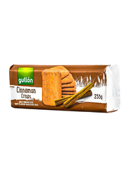 Gullon Cinnamon Crisps Biscuits, 235g