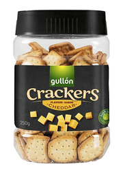 Gullon Sabor Cheese Crackers Biscuits, 250g