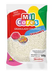 Mavalerio Mil Cores White Sprinkles, 500g