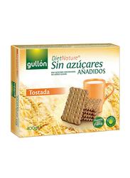 Gullon Diet Nature Tostada Sugar Free Biscuits, 400g
