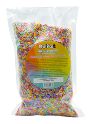 DeliketMix Colorful Vermicelli Sprinkles, 500g