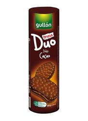 Gullon Mega Duo Double Temptation Sandwich Biscuits, 500g