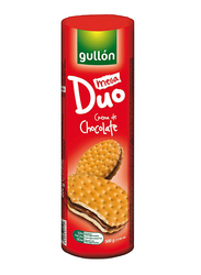 Gullon Mega Duo Choco Sandwich Biscuits, 500g