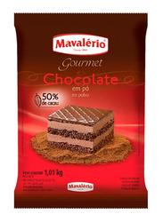 Mavalerio 50% Cocoa Powdered Chocolate, 1 Kg