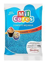 Mavalerio Mil Cores Rainbow Non Pareils, Blue, 500g