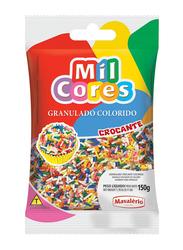 Mavalerio Mil Cores Rainbow Hard Sprinkles, 150g