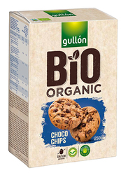 Gullon Bio Organic Chocolate Chip Cookie, 250g