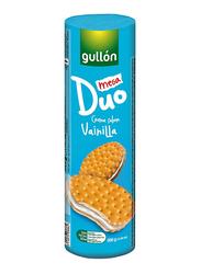 Gullon Mega Duo Vanilla Sandwich Biscuits, 500g