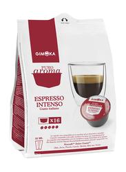 Gimoka Espresso Intenso Coffee, 16 Capsules, 112g