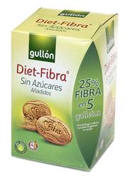 Gullon Diet Fibra Sugar Free Biscuits, 250g