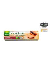 Gullon Diet Nature Sugar Free Sandwich Biscuits, 250g
