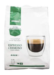 Gimoka Espresso Cremoso Coffee, 16 Capsules, 112g