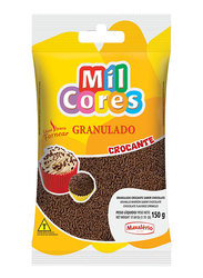 Mavalerio Mil Cores Chocolate Flavored Hard Sprinkles, 500g