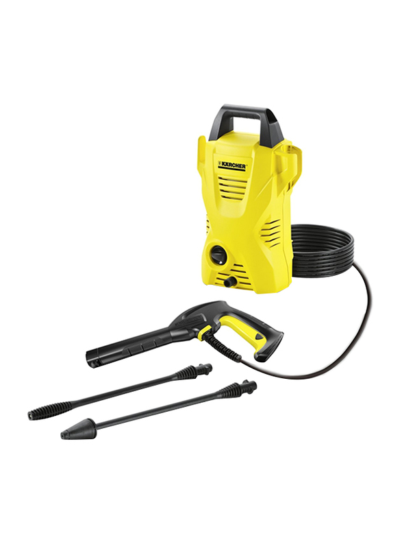 Karcher K2 Universal Pressure Washer, Yellow/Black