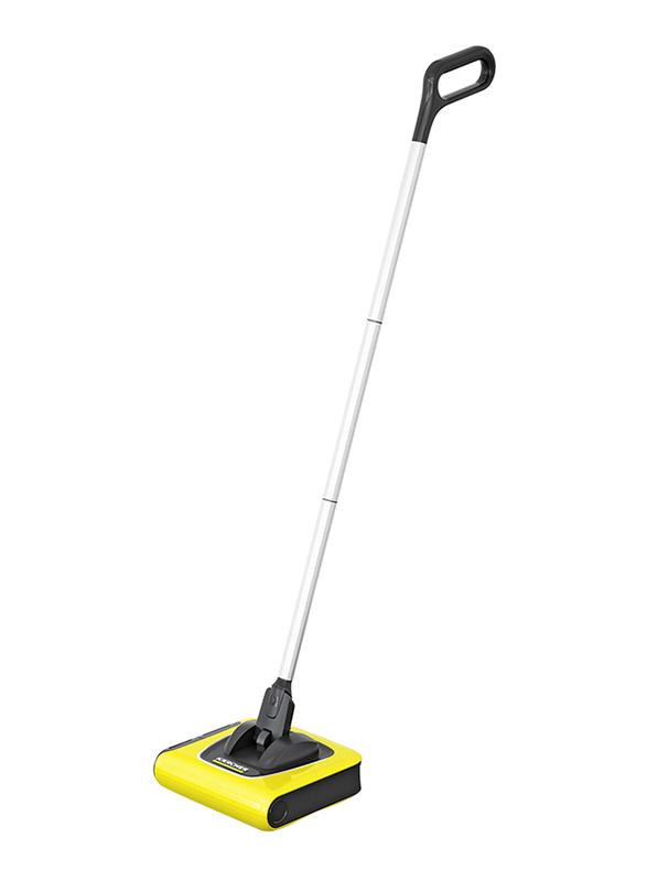 Karcher KB 5 Cordless Electric Broom, Yellow