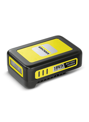 Karcher Lithium-ion Replacement Battery Power 18/25 DW INT, Black/Yellow