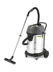 Karcher NT 70/2 Me Classic Wet and Dry Vacuum Cleaner, Grey/Silver