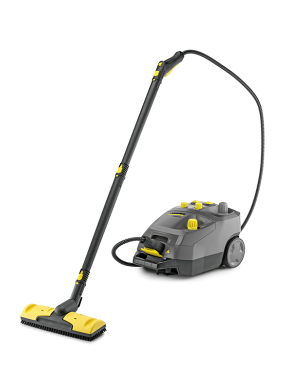 Karcher SG 4/4 Steam Vacuum Cleaner, Grey/Yellow