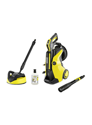 Karcher K5 Premium Full Control Plus Home High Pressure Washer, Yellow/Black